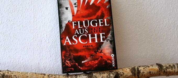 Flügel aus Asche, Kaja Evert, buchkritik, fantasy