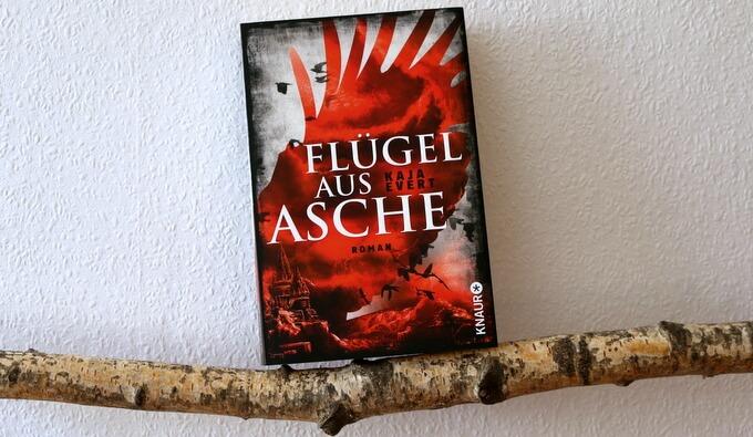 """ Fantasy  """"Flügel aus Asche"""""""