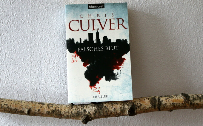 "|Crime| ""Falsches Blut"""