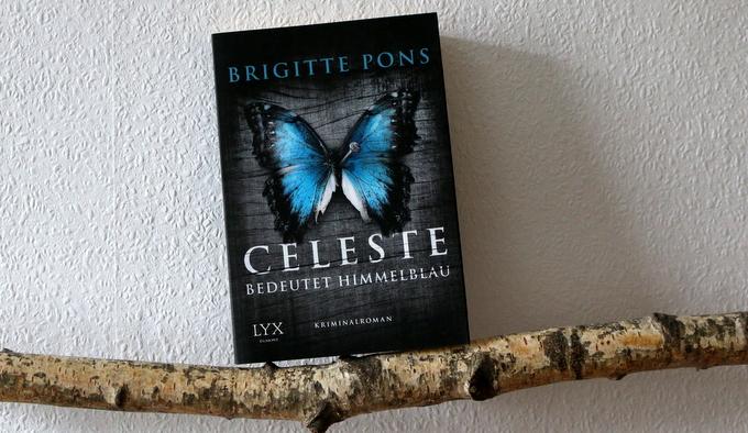 " Crime  ""Celeste bedeutet himmelblau"""