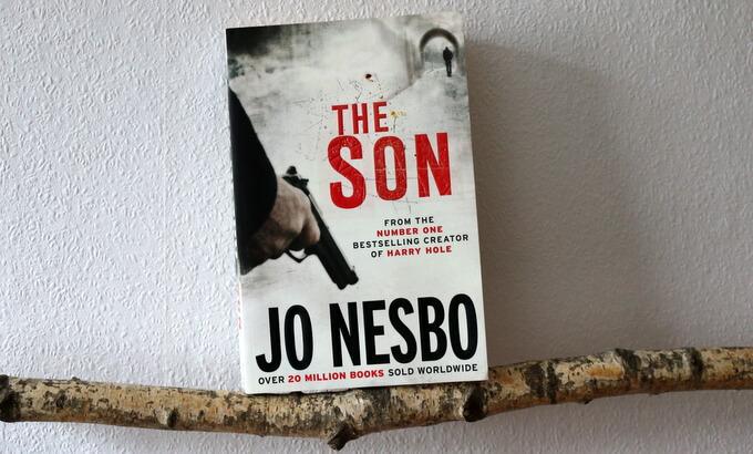the son, buchkritik, crime, nesbo