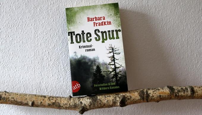 tote spur, Fradkin, buchkritik, crime