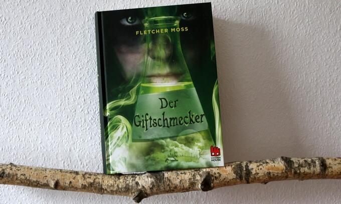 """ Roman  """"Der Giftschmecker"""""""