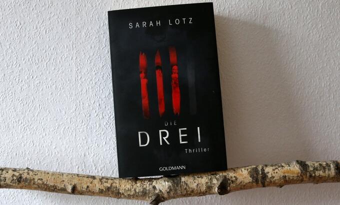 """ Crime  """"Die Drei"""""""