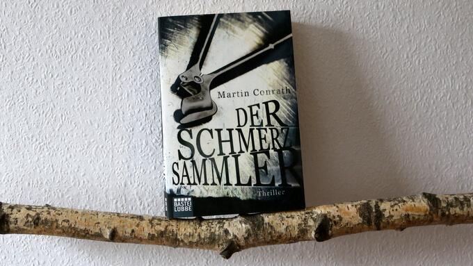 "|Crime| ""Der Schmerzsammler"""