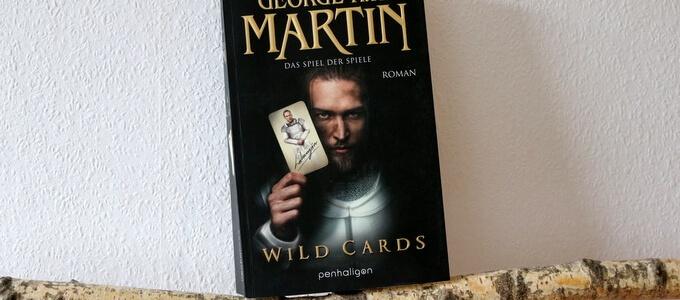 wild cards, martin, buchkritik, crime, fantasy