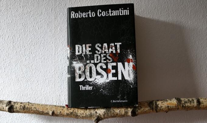 die saat des bösen, roberto costantini, crime, buchkritik, italien
