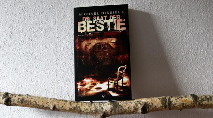 Die Saat der Bestie - Michael Dissieux, buchkritik, crime