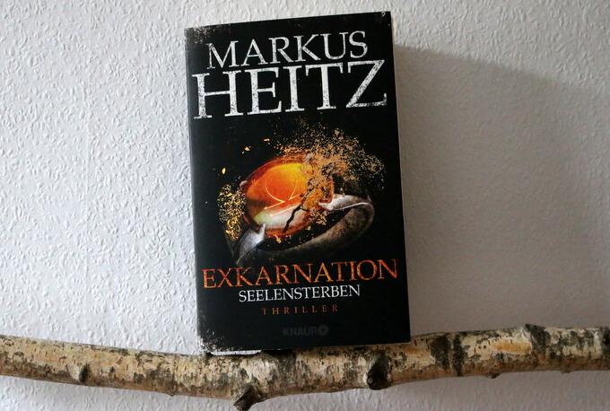 exkarnation, seelensterben, markus heitz, buchkritik