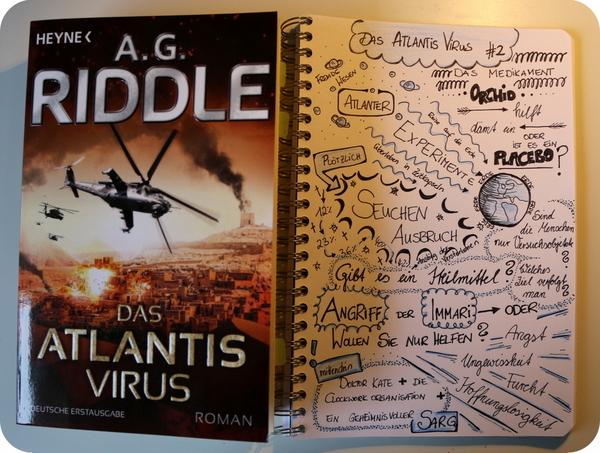 atlantis virus sketch