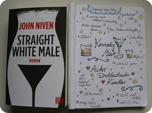 straight white male sketch