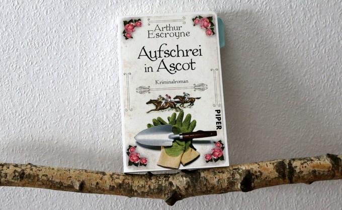 """ Krimi  """"Aufschrei in Ascot"""""""