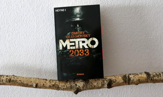 """ Endzeit  """"Metro 2033"""""""