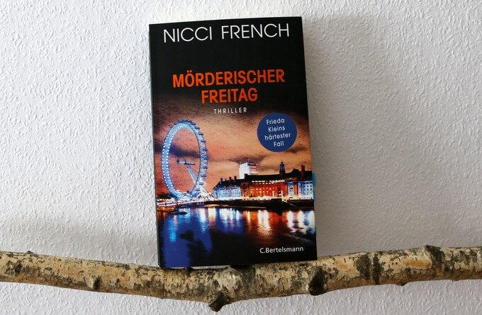 mörderischer Freitag, buchkritik, french