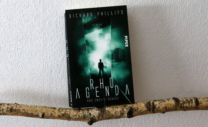 "|Science Fiction| ""Rho Agenda – Das zweite Schiff"""