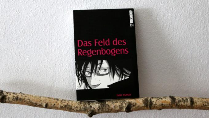 das feld des regenbogens,  Inio Asano, manga, comic