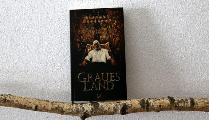 buchkritik, crime, endzeit, Graues Land - Michael Dissieux