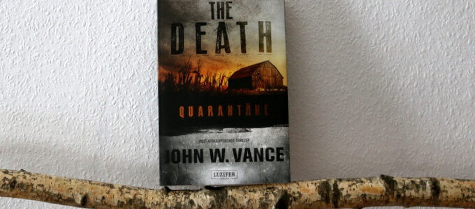 the death, buchkritik, crime, vance