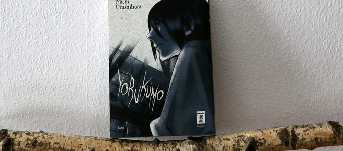 yorukumo,   Michi Urushihara, manga