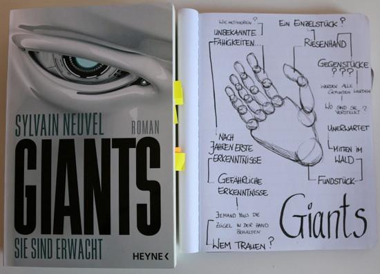 giants sketch