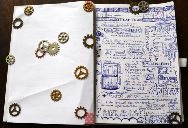 steamtown-sketchnote