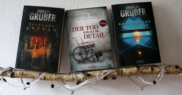 Andreas Gruber, Martin Krist
