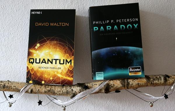 Quantum, Paradox