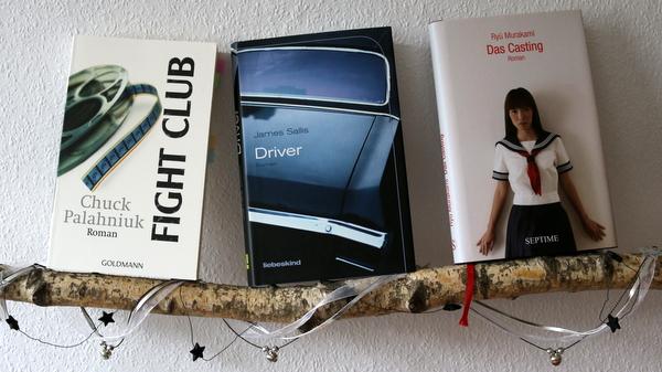 Fight Club, Driver, Das Casting