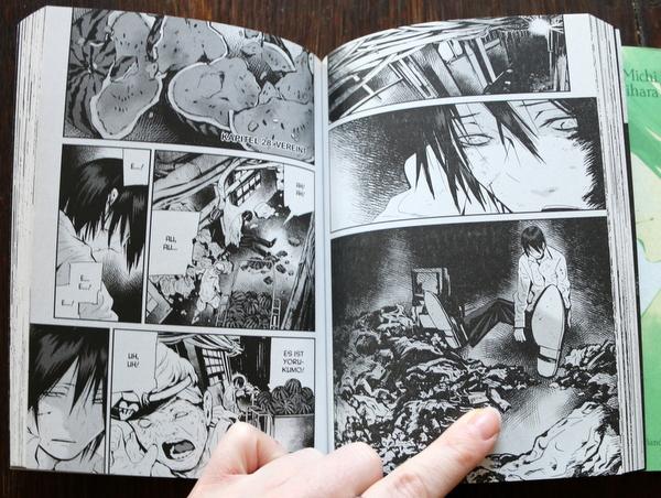 yorukumo, Zeichenstil