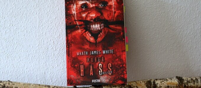 Purer Hass, Wrath James White