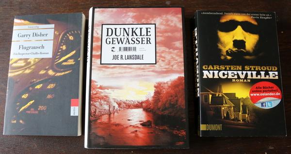 neue Bücher, crime