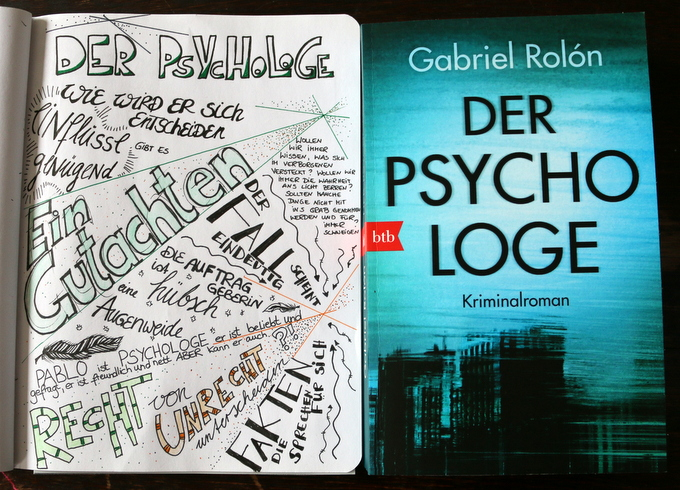 der psychologe, Gabriel Rolon