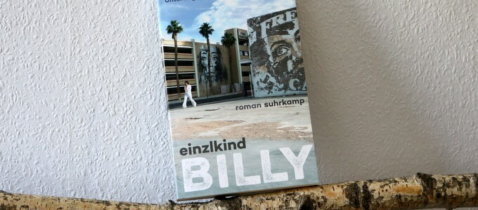 billy, einzlkind, buchcover
