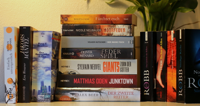 newin, bücher, crime, fantasy, scifi, roman
