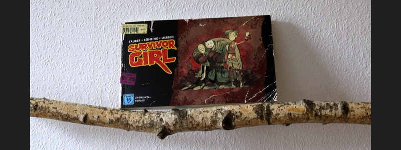 survivor girl, Tauber/Röhling/Liersch, comic