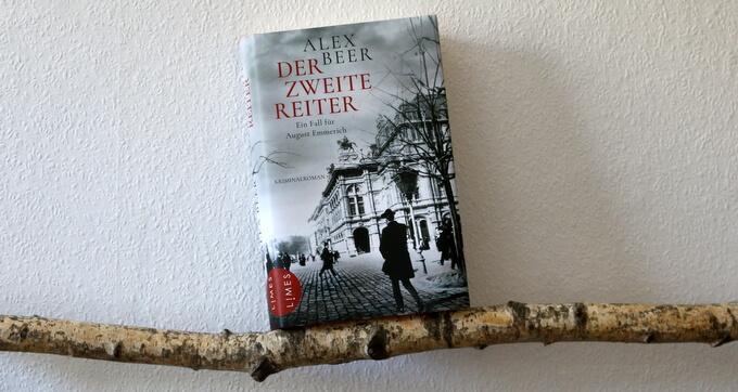 """ Crime  """"Der zweite Reiter"""""""