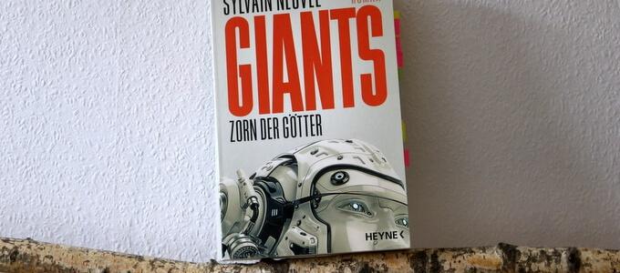giants, zorn der götter, neuvel, buchkritik