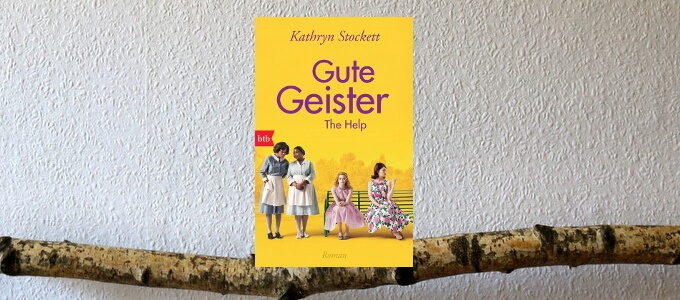 the help, gute geister, buch, buchkritik, rezension, stockett