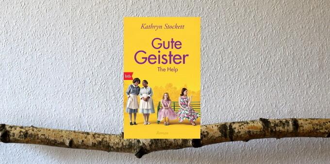 the help, gute geister, buch, buchkritik, rezension, stockett