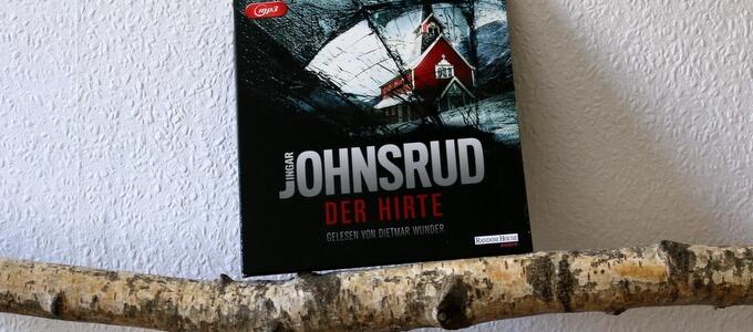 der hirte, buchkritik, buchcover, krimi, hörbuch, ingar johnsrud, norwegen