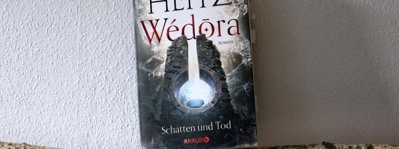 wedora, markus heitz, fantasy, high fantasy, buchkritik, booknote, sketchnote, doodle, droemer knaur