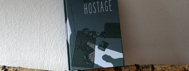hostage, Guy Delisle, comic