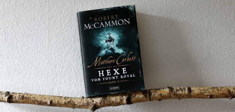 matthew corbett, buchkritik, crime, mccammon