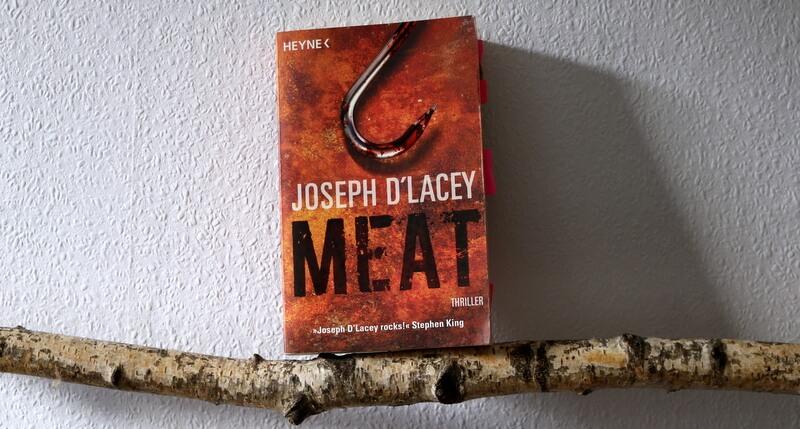 meat, Joseph D'Lacey, crime, hardcore, buchkritik, heyne, massenkonsum