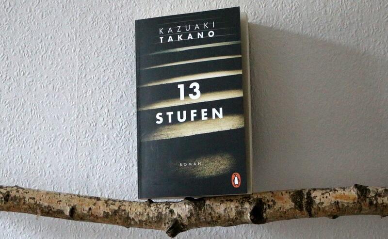 13 stufen, takano, buchkritik, crime