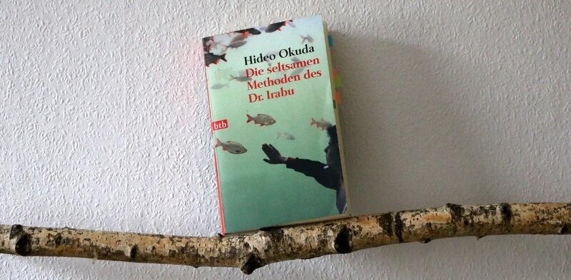 die seltsamen Methoden des Dr. Iruba, Hideo Okuda, roman, humor, buchkritik
