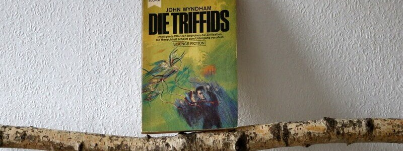 die triffids, scifi, science fiction, buchkritik, sfvongestern, john wyndham