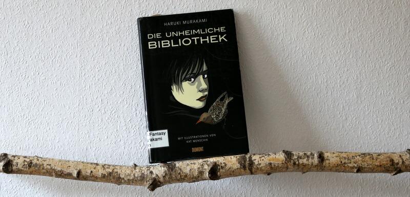 die unheimliche biblio, buchkritik, crime, mystery, murakami