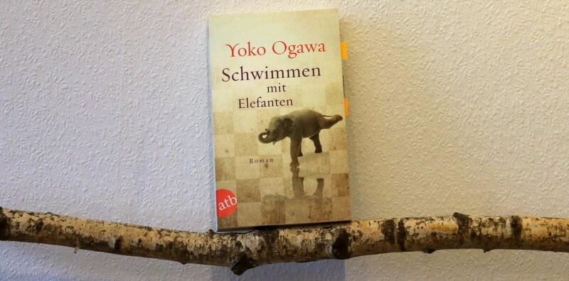 """ Roman  """"Schwimmen mit Elefanten"""" [Japan Special]"""