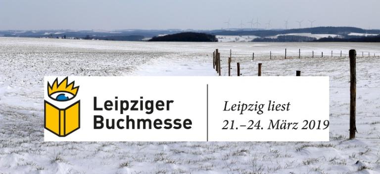 """ Unterwegs  """"Leipziger Buchmesse"""""""